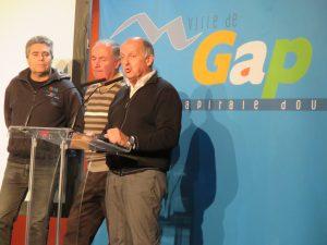 discours du maire de Gap